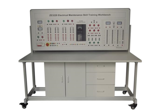 Electrical Maintenance Skill Training Workbench educational lab equipment Electrical Lab Equipment