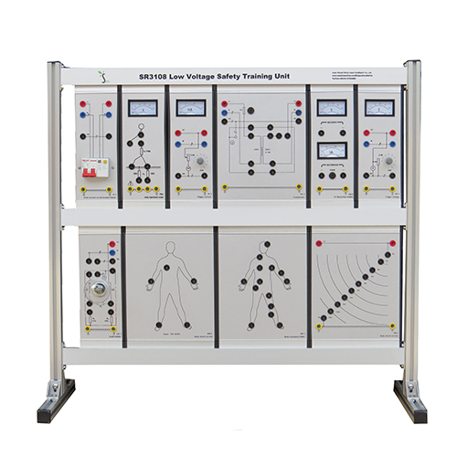 Low Voltage Safety Training Unit, Building Automation Trainer