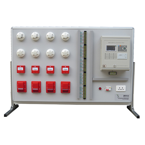 Alarm Circuit Trainer Vocational Training Equipment Educational Kit Electrical Training Equipment